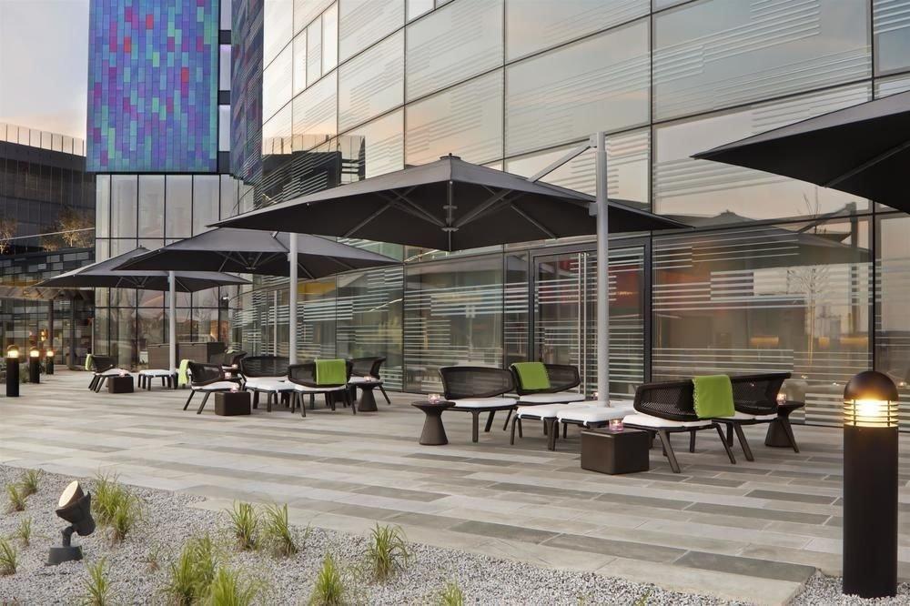 building plaza City public space Architecture canopy headquarters