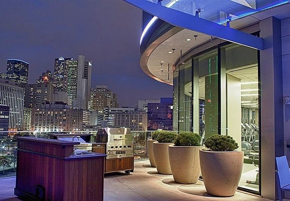 City Classic Rooftop Architecture lighting condominium Downtown