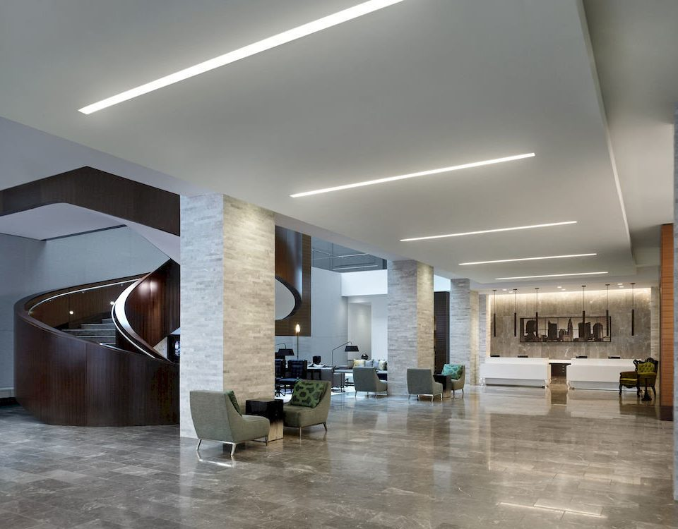 City Classic Lobby property Architecture daylighting headquarters lighting professional