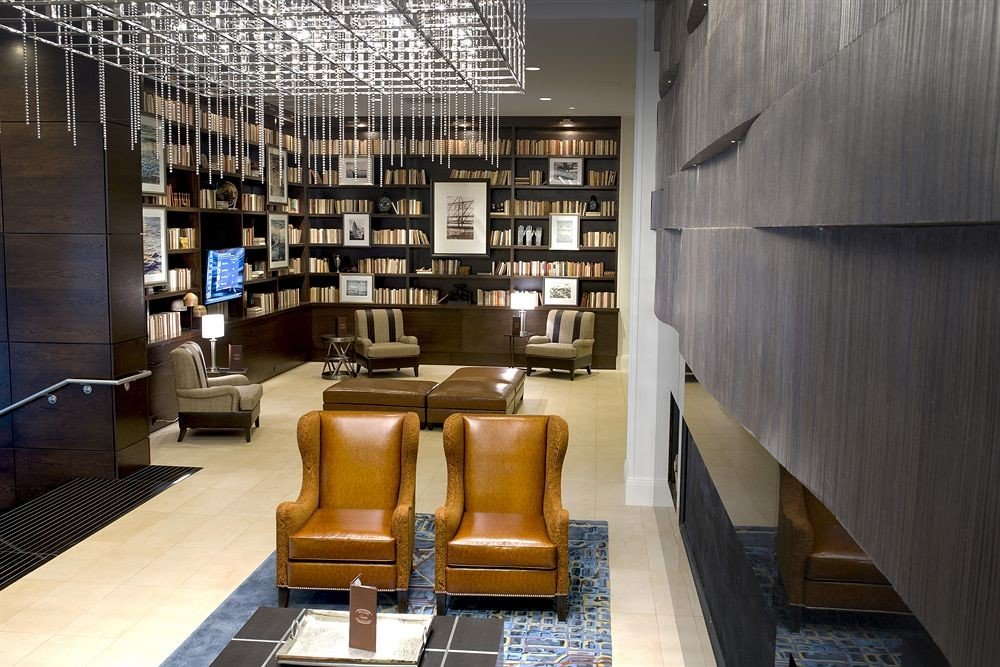 City Classic Lounge building Architecture Lobby library