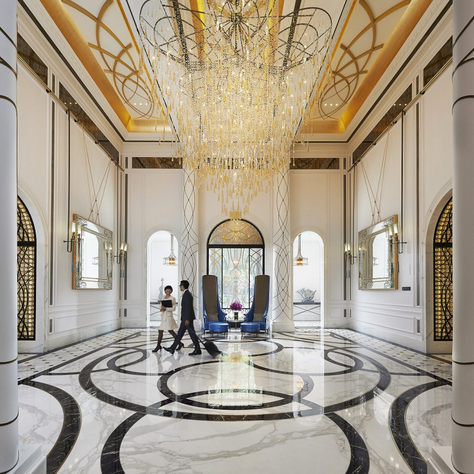 City Cultural Elegant Lobby Luxury Modern building Architecture mansion hall palace lighting arch Courtyard chapel synagogue aisle flooring ballroom