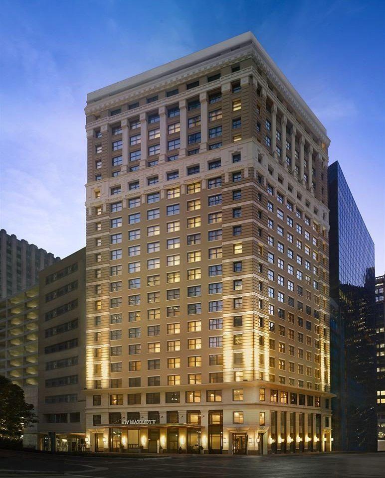 Apartments Near Downtown Houston: JW Marriott Houston Downtown (Houston, TX)