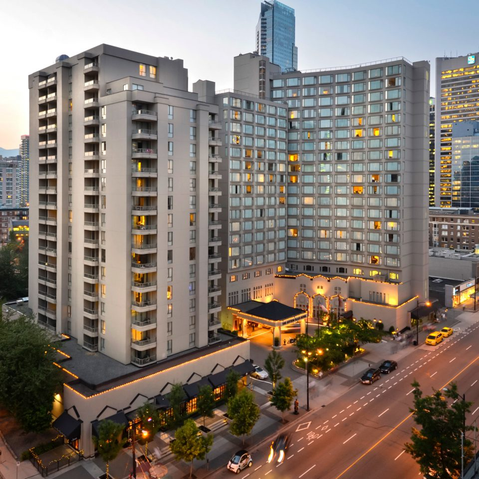 The Sutton Place Hotel - Vancouver (Canada)