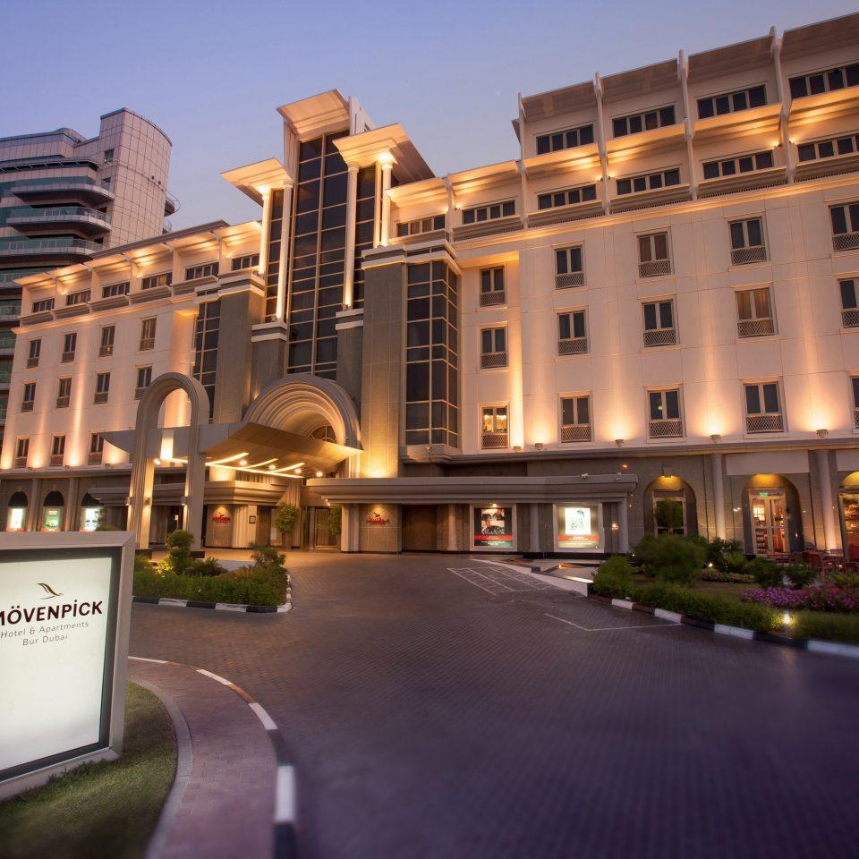 Mövenpick Hotel & Apartments Bur Dubai (Emirate Of Dubai