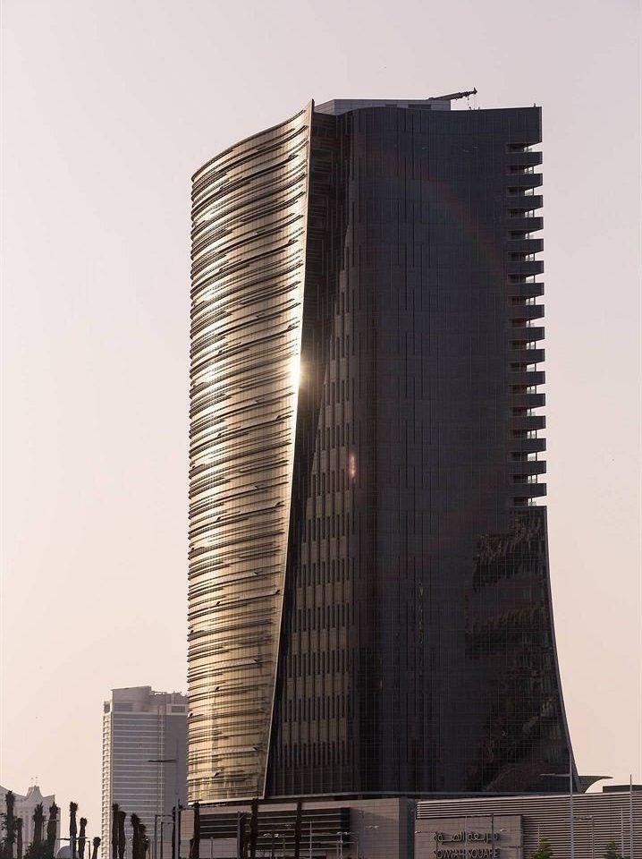 tower block skyscraper landmark metropolitan area building Architecture City metropolis brutalist architecture tower Downtown