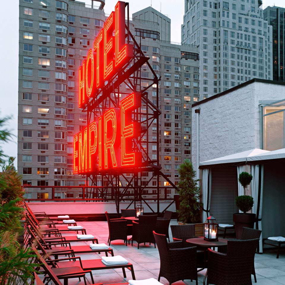City Exterior building red Architecture Downtown restaurant