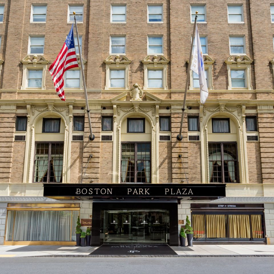 Downtown Nyc Apartments: Boston Park Plaza (Boston, MA)