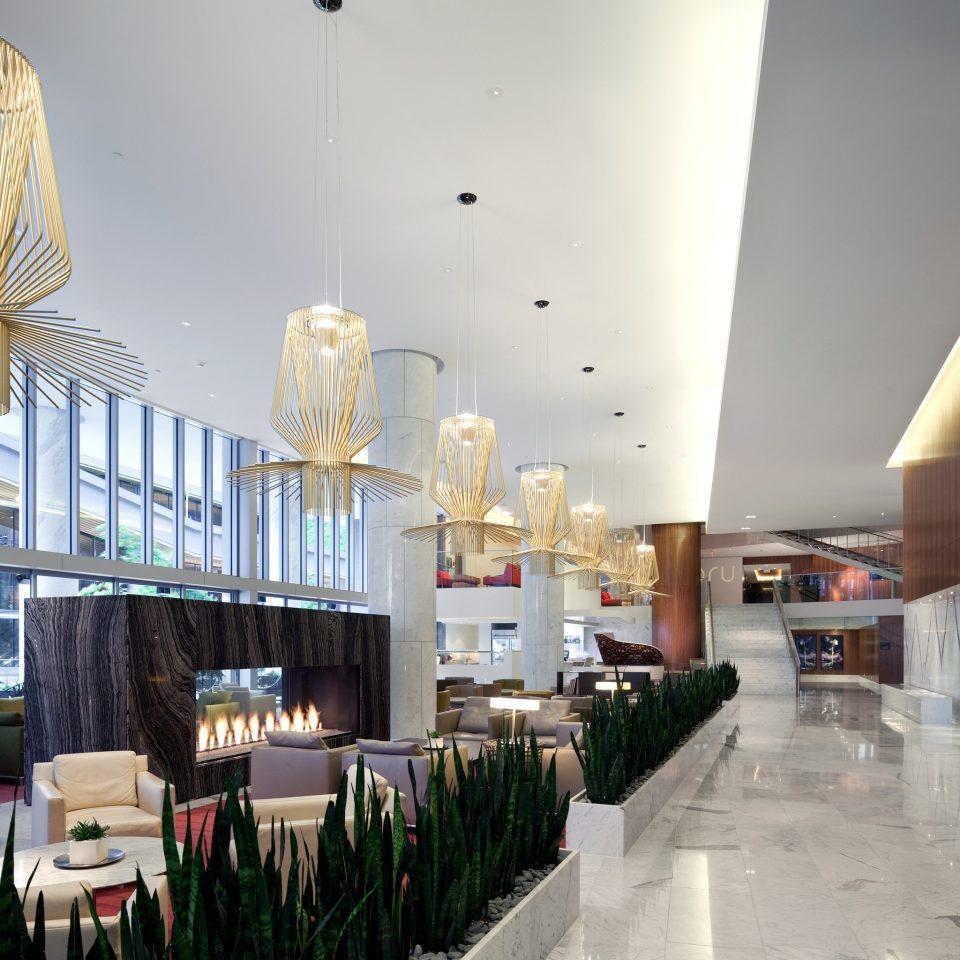 City Elegant Lobby Lounge Luxury Modern Architecture lighting restaurant convention center headquarters shopping mall