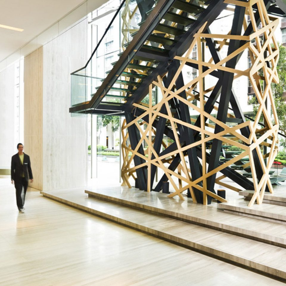 City Family Lobby Modern Architecture stairs tourist attraction museum art gallery
