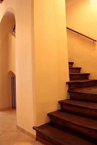 stairs structure Architecture house column daylighting hall step stair