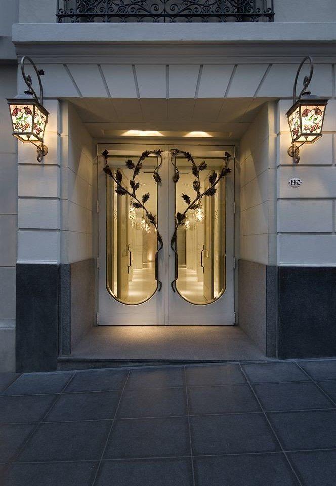Architecture house lighting column home door hall mansion tiled tile