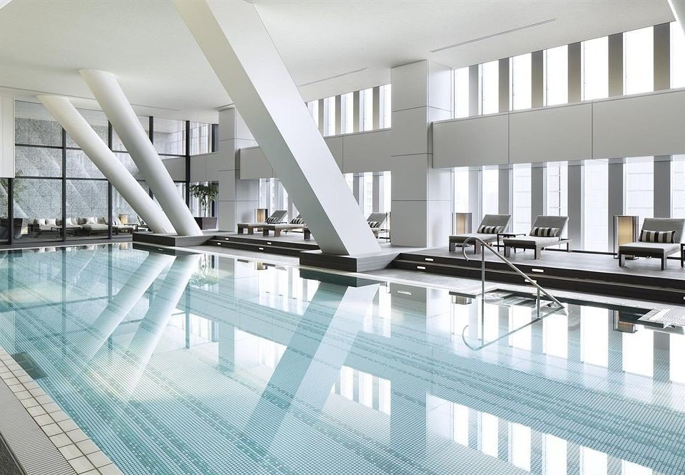 property swimming pool condominium Architecture leisure centre daylighting headquarters