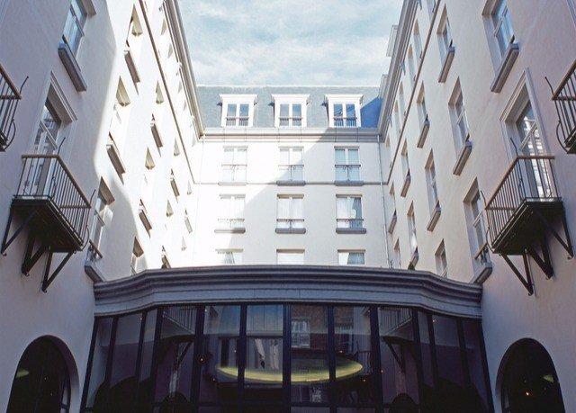 Architecture house condominium