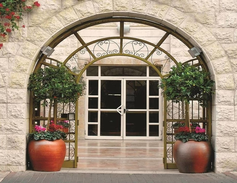 building arch property porch Architecture Courtyard home door outdoor structure cottage stone