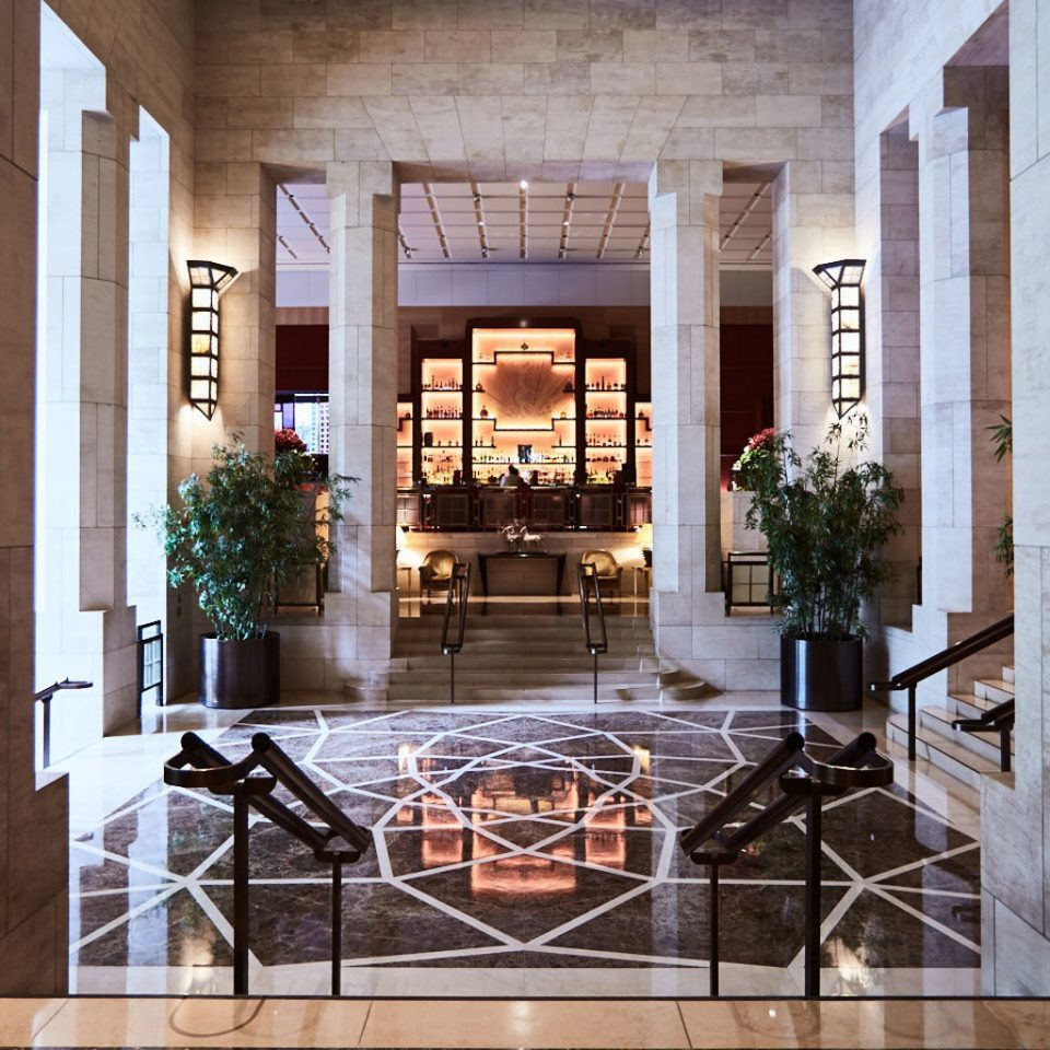 building Lobby Architecture home flooring tourist attraction hall Courtyard art gallery stone tiled