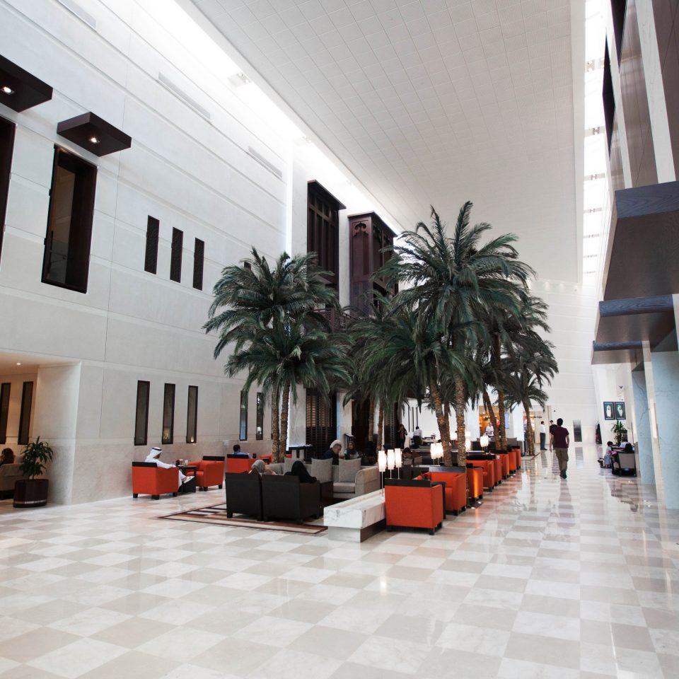 property Lobby building Architecture condominium Villa plaza tourist attraction Courtyard Resort mansion hacienda tile tiled