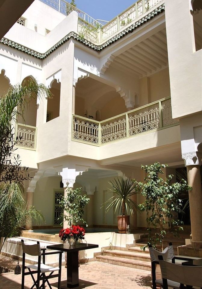 property building Courtyard house home Architecture Villa hacienda mansion palace Lobby outdoor structure