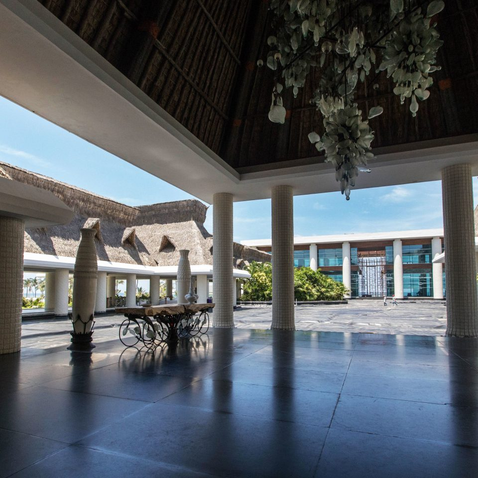 house Architecture home Resort mansion Courtyard walkway