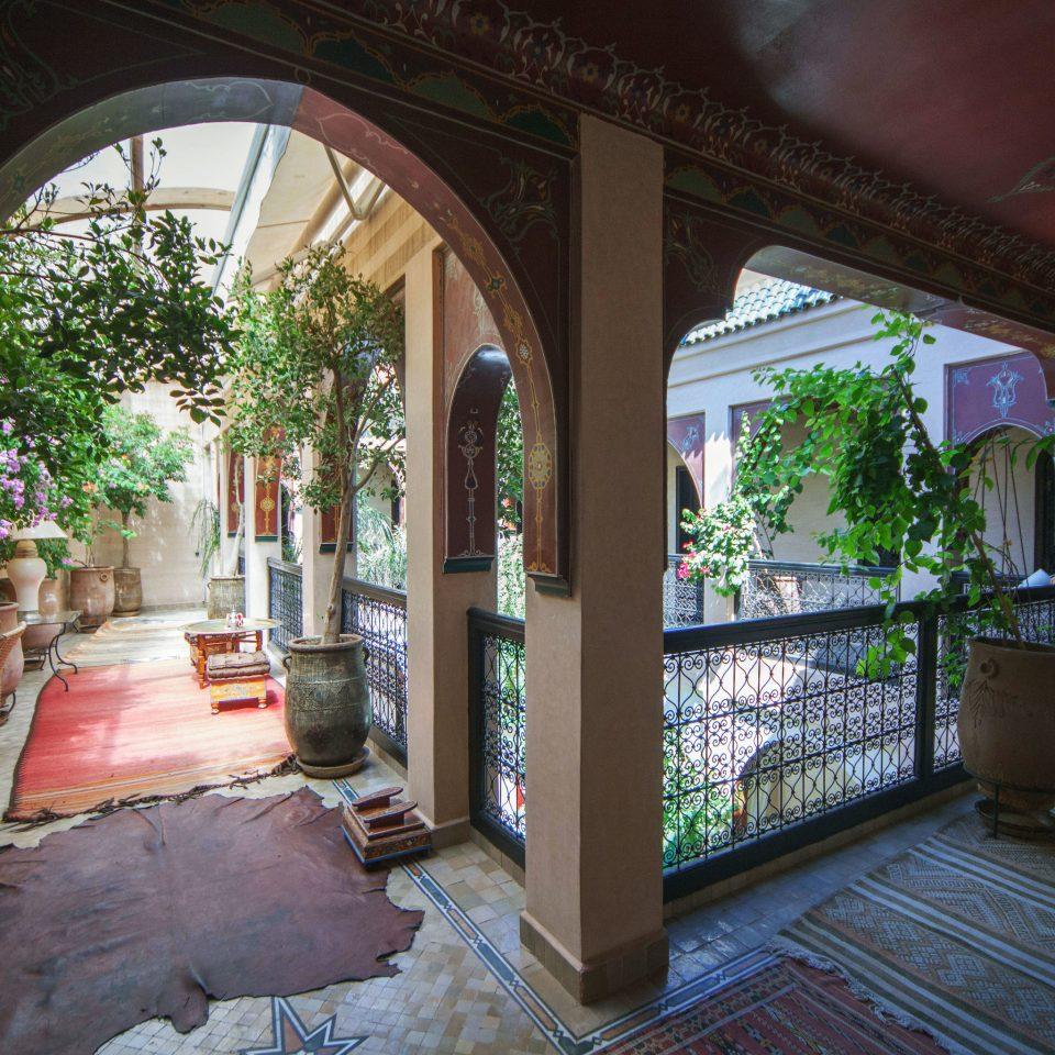 building property house home mansion Architecture hacienda porch Villa Courtyard arch cottage