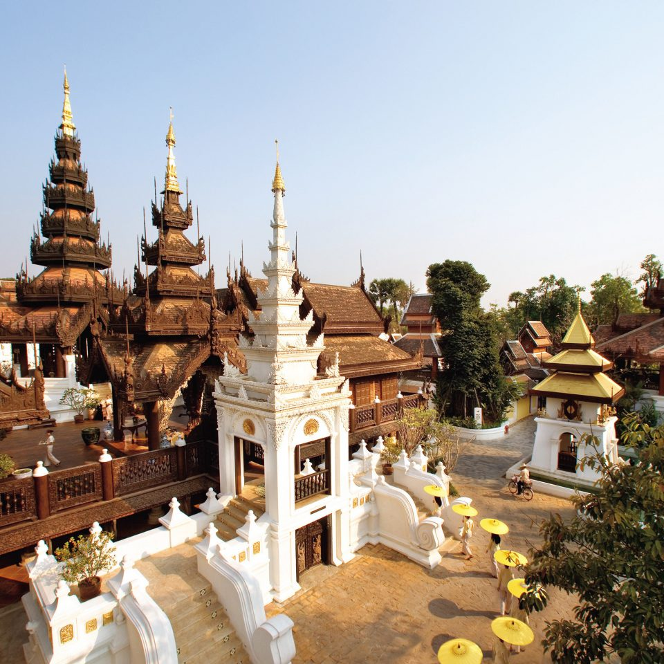 Architecture Cultural Grounds Luxury Resort building place of worship pagoda historic site landmark hindu temple stupa wat tower temple ancient history palace shrine travel