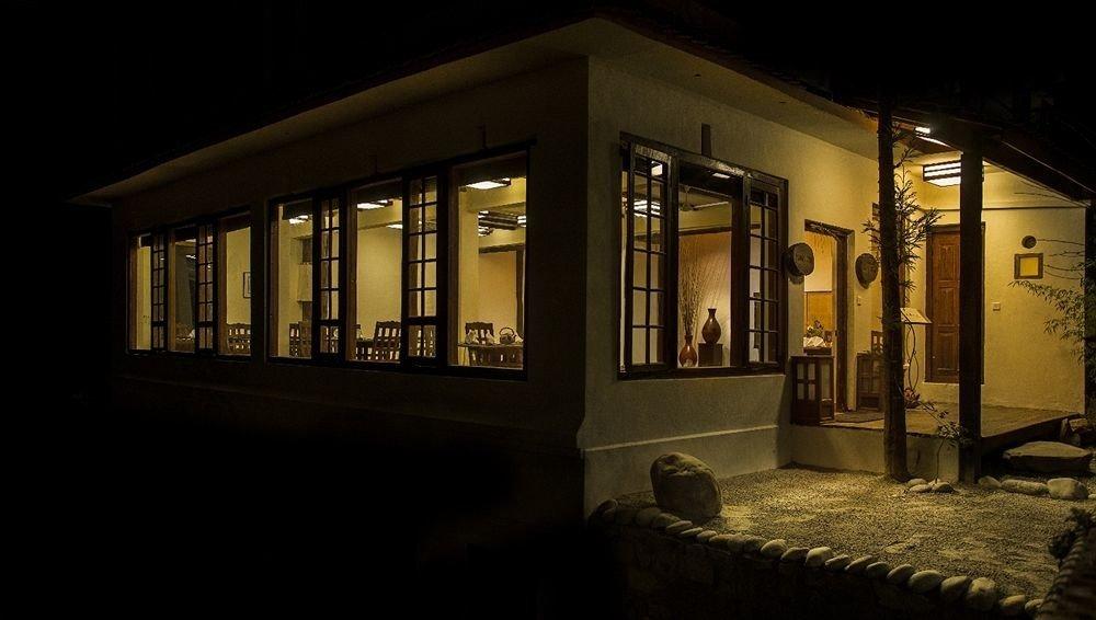 night light house darkness Architecture lighting home dark