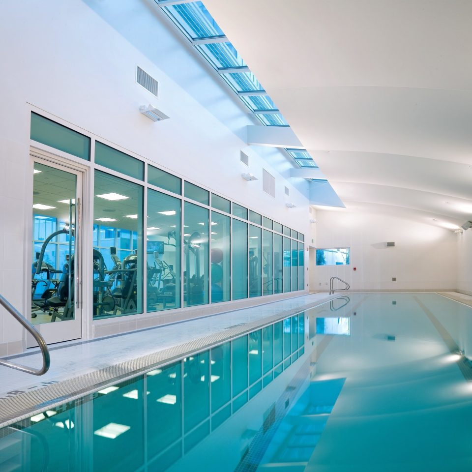 swimming pool leisure centre Architecture daylighting headquarters glass