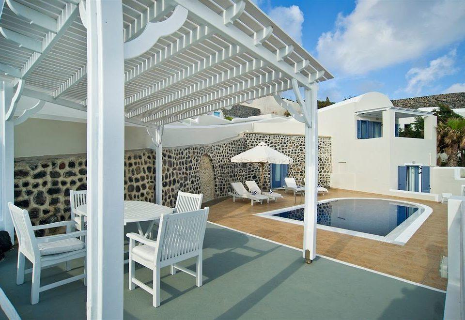 chair property building condominium Architecture Villa Resort outdoor structure Deck