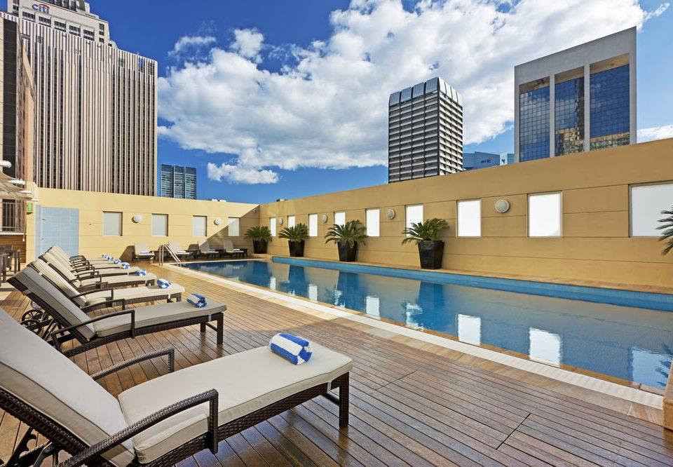 condominium property building Architecture house plaza home headquarters Villa outdoor structure Deck