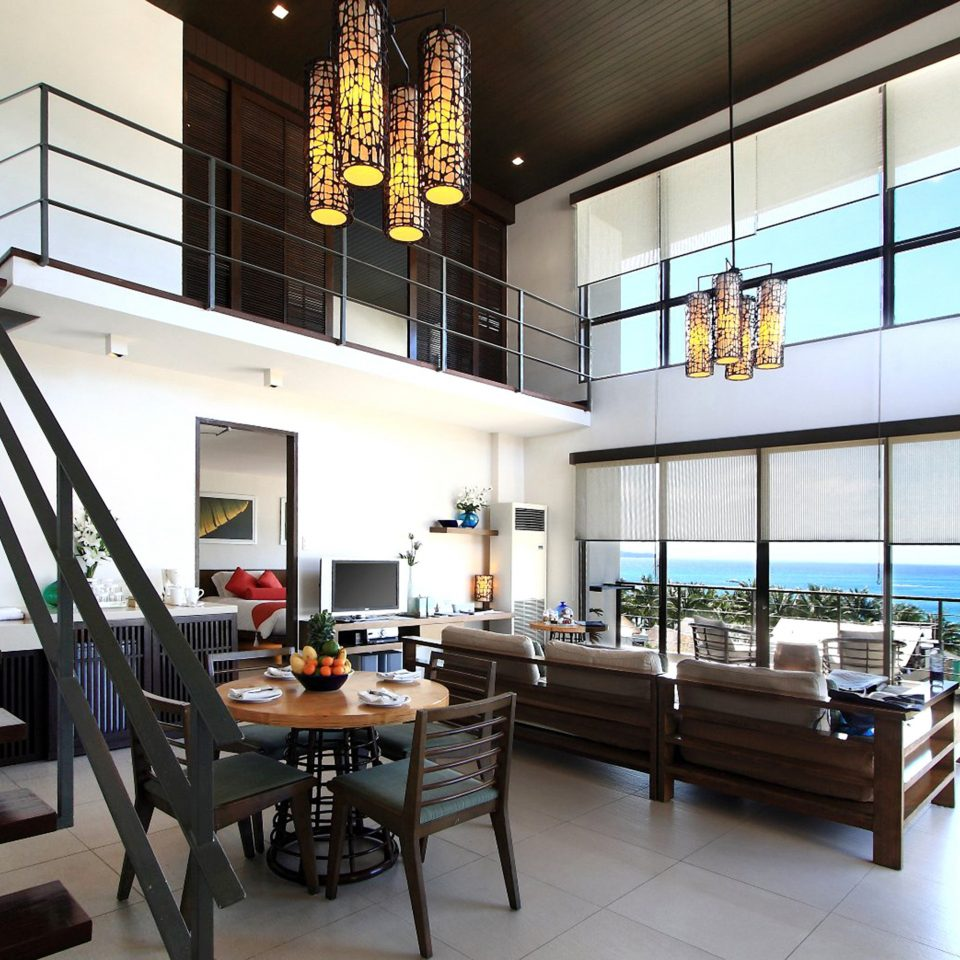 Dining Drink Eat Hotels Patio Resort Scenic views property condominium house Architecture home living room loft restaurant