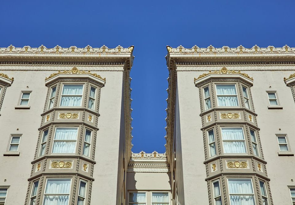 building landmark classical architecture Architecture palace Downtown tower block plaza condominium