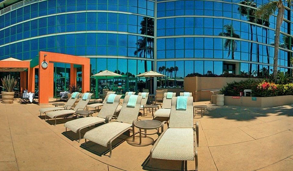 Lounge Luxury Modern Pool leisure building plaza Architecture condominium convention center shopping mall Downtown headquarters