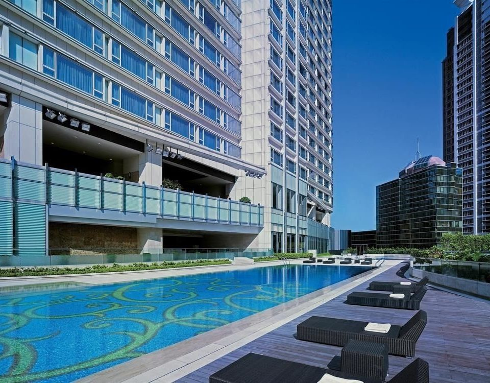 building condominium property Architecture plaza swimming pool Downtown tower block skyscraper headquarters Resort