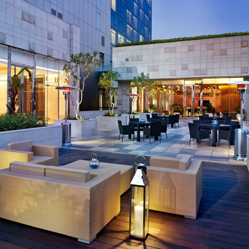 Exterior Hip Lounge Luxury plaza Architecture Lobby shopping mall headquarters restaurant convention center