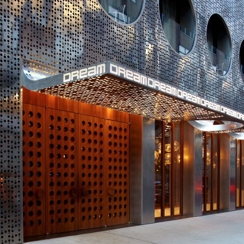 Exterior Hip Modern Architecture
