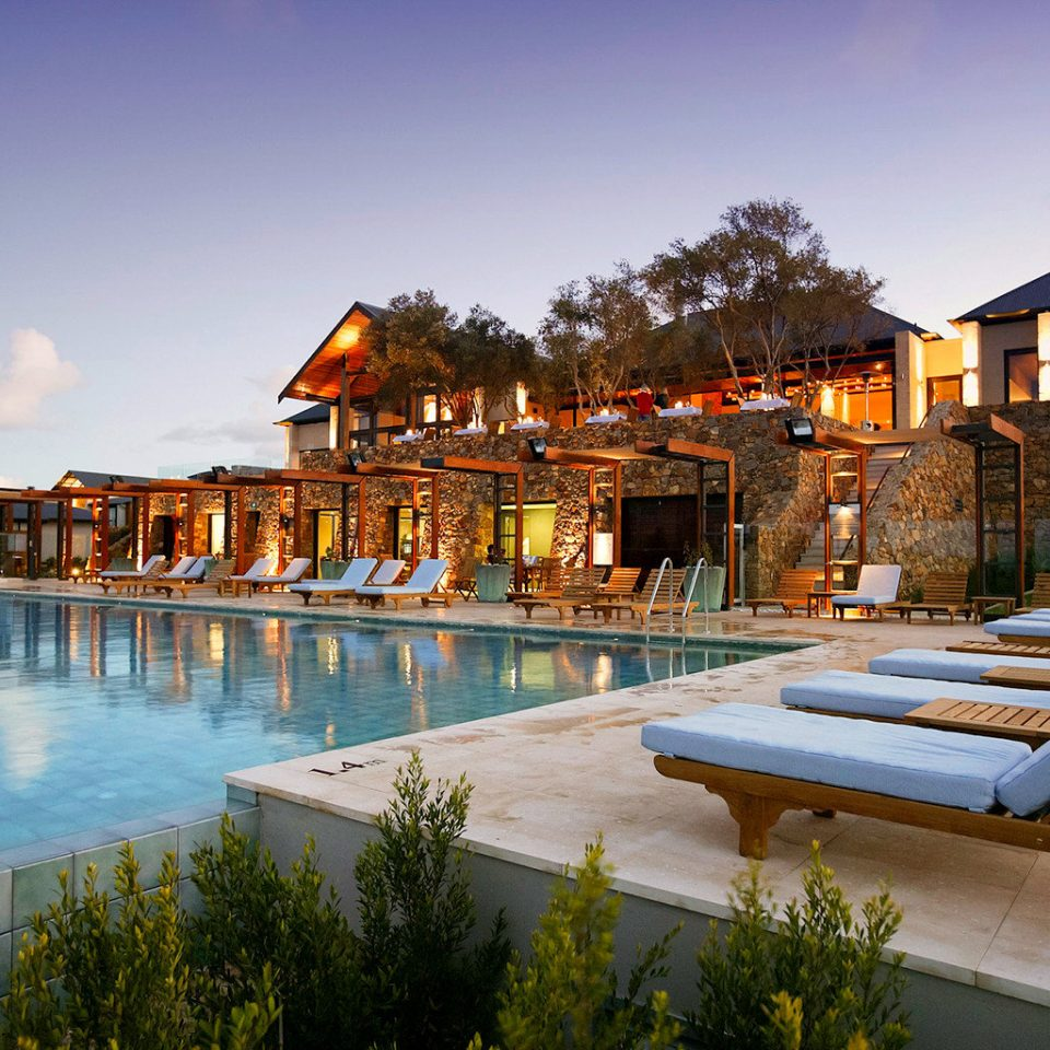 Architecture Exterior Nightlife Outdoors Play Pool Scenic views sky leisure swimming pool property Resort house home Villa