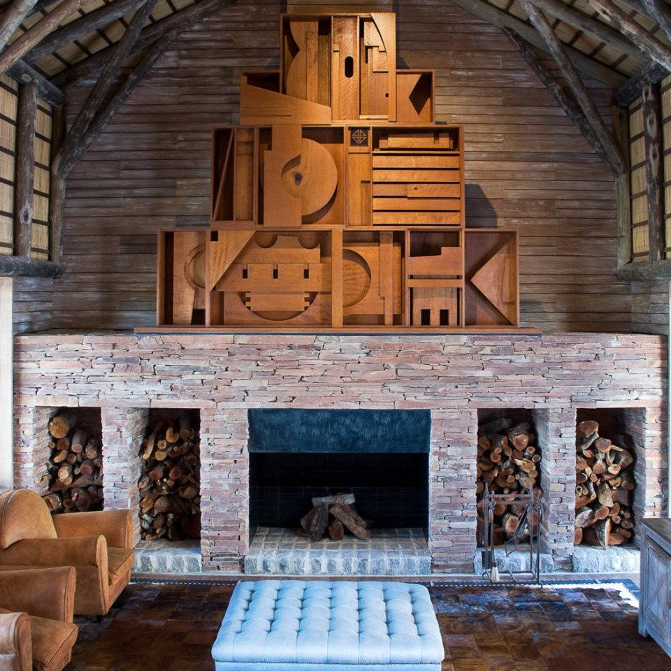 Fireplace Modern building hearth living room Architecture home brick arch mansion cottage stone