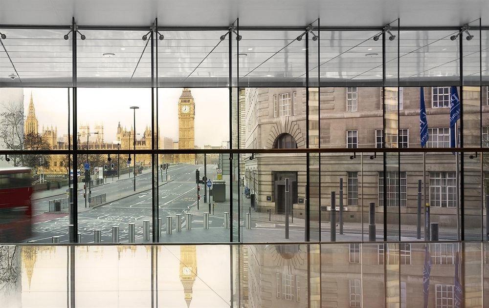 Architecture glass tourist attraction