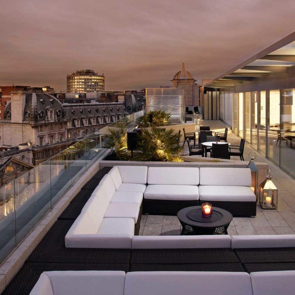 Hip Lounge Luxury Modern Patio Rooftop Scenic views Terrace Architecture plaza condominium mansion