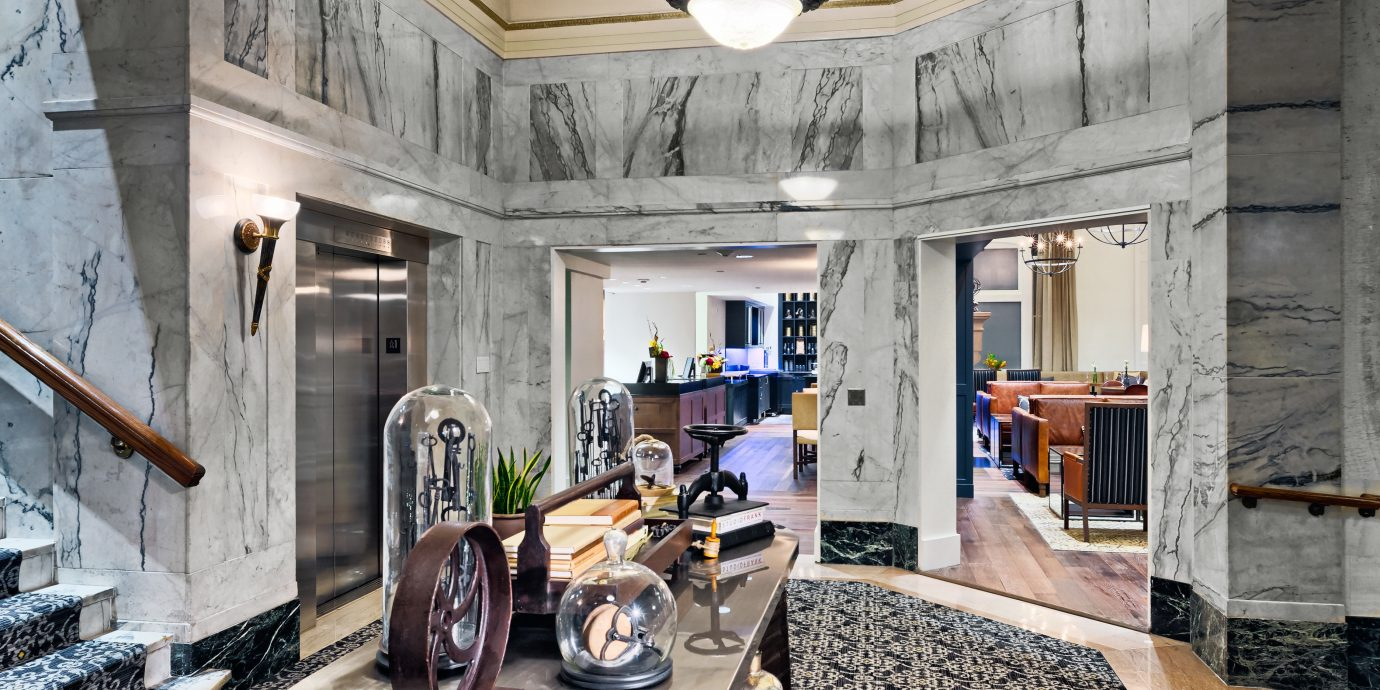 Architecture Historic Lobby Modern flooring home mansion tourist attraction stone