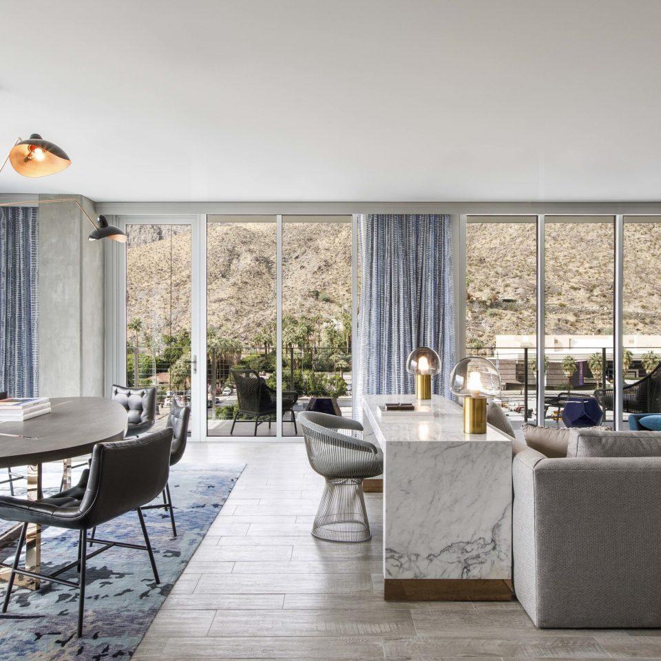 living room Architecture house home interior designer penthouse apartment