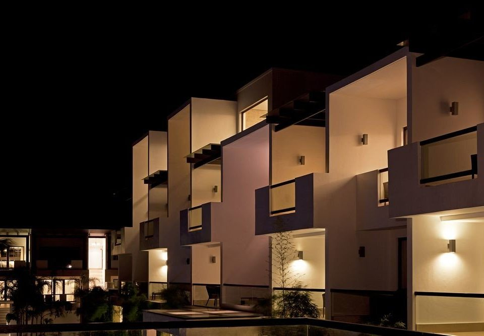 night light Architecture house lit lighting professional