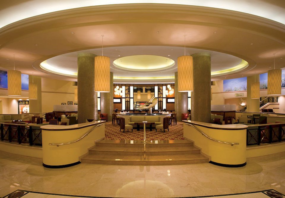 Lobby Architecture shopping mall restaurant Island