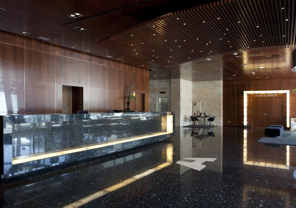 Kitchen Lobby Architecture lighting tourist attraction silver