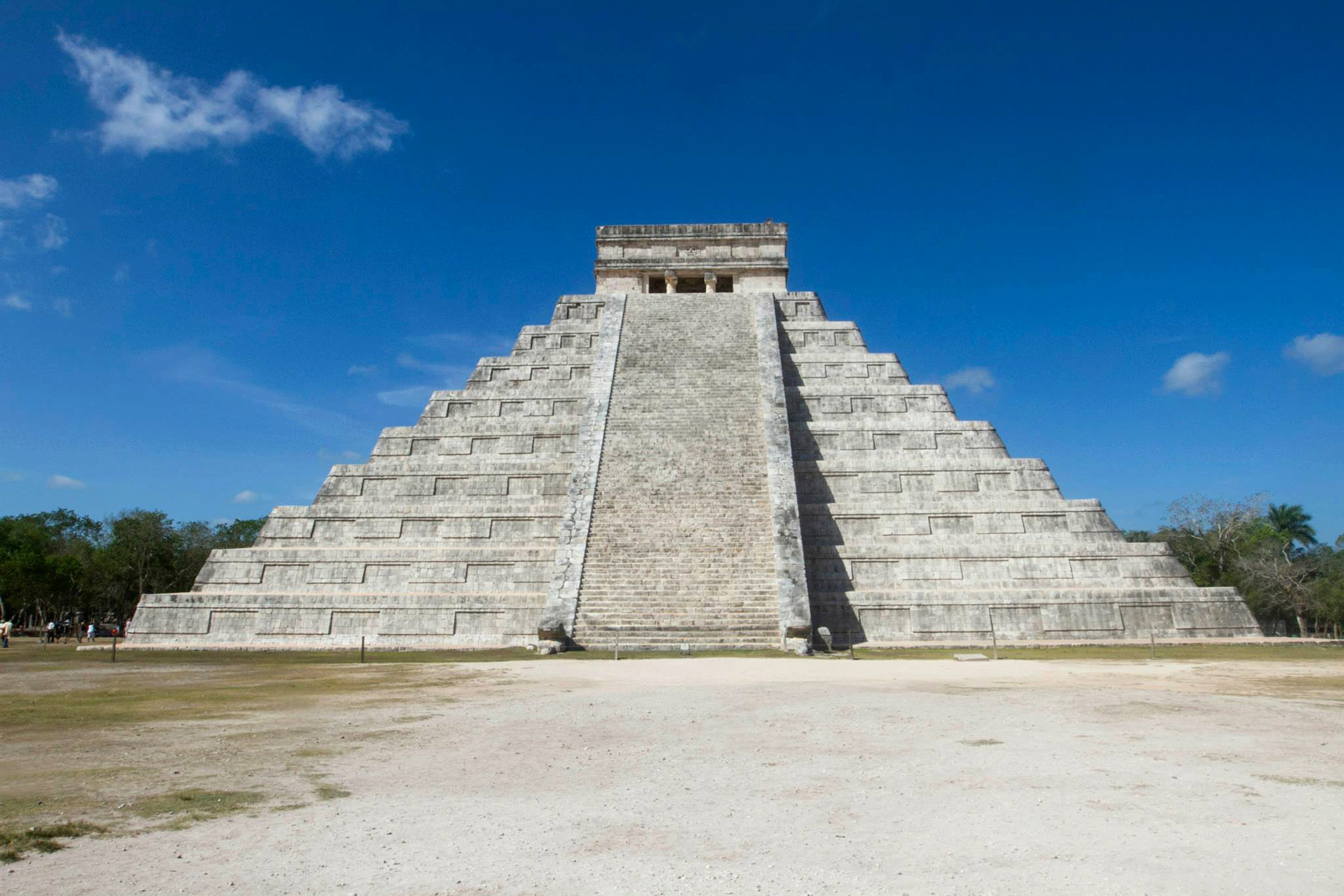 Architecture Landmarks Museums Outdoor Activities Ruins sky maya civilization monument landmark historic site archaeological site building pyramid ancient history temple ancient greek temple stone concrete