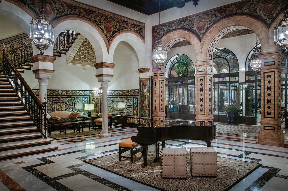 building Architecture palace Lobby place of worship mansion ancient history tourist attraction synagogue chapel stone