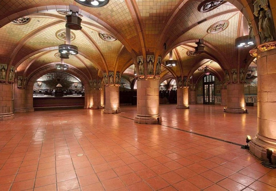 building Lobby Architecture arcade place of worship arch tourist attraction metro station crypt synagogue ballroom tile tiled