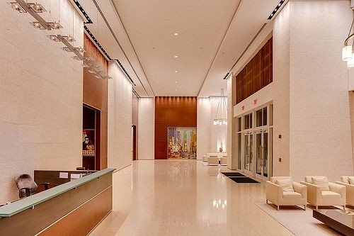 Lobby property Architecture home hall tourist attraction living room art gallery flooring tub bathtub