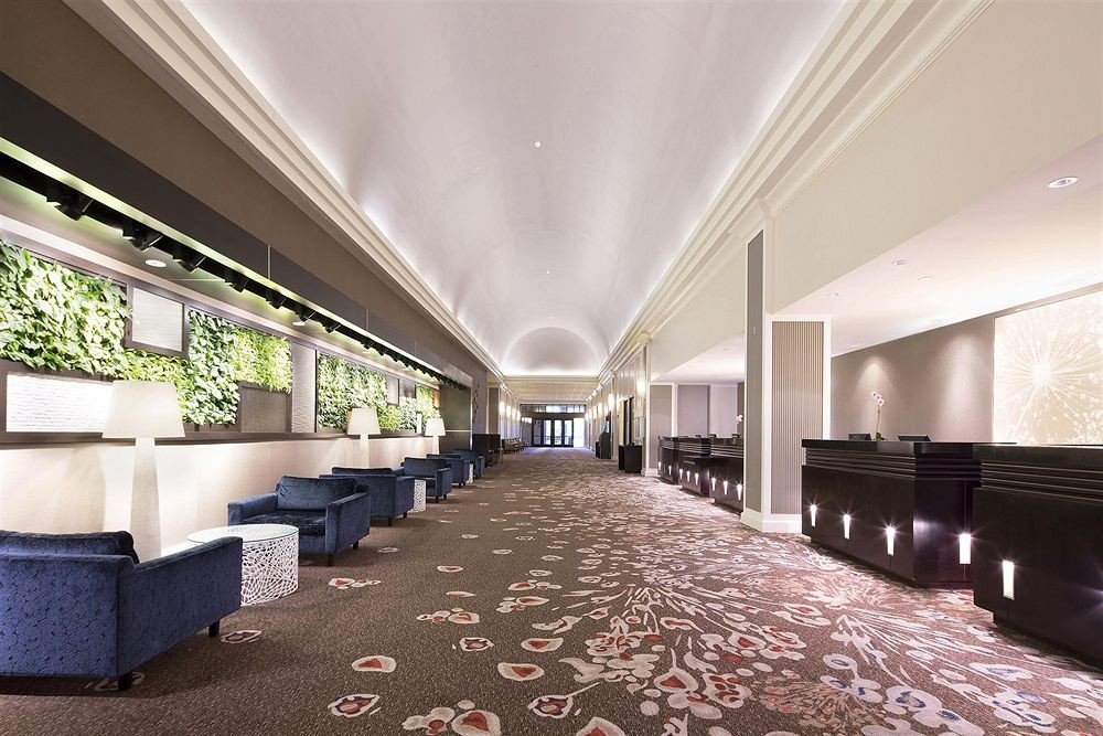 Lobby property Architecture hall home conference hall mansion convention center function hall auditorium ballroom