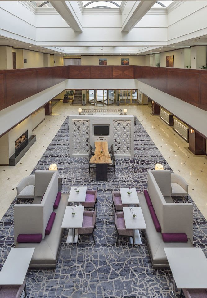 auditorium building Architecture library counter conference hall convention center Lobby