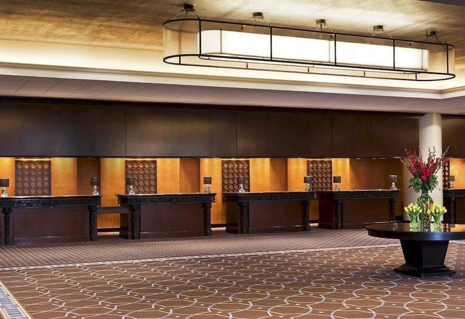 Lobby auditorium Architecture theatre convention center hall